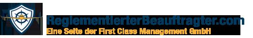 ReglementierterBeauftragter.com Logo